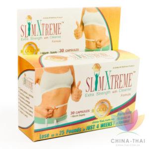 Slim Xtreme Gold - капсулы для похудения