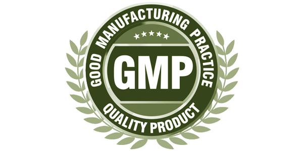 GMP сертификат - логотип